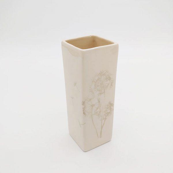 Quadrat-Vase