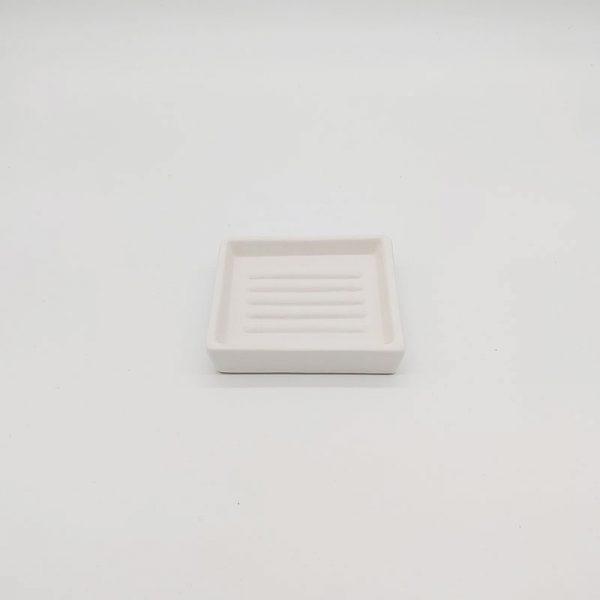 Seifenschale-quadratisch